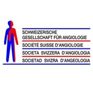 Logo Schweizerische Gesellschaft für Angiologie, Gefässmedizin