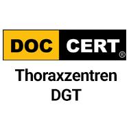 Logo Doccert Thoraxzentren